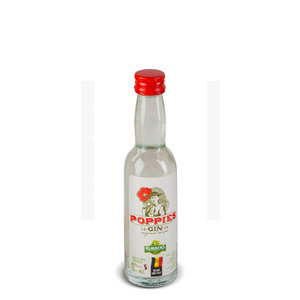 POPPIES GIN 40%  4CL