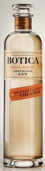 BOTICA - ORANGE GIN - DISTILLED - SMALL BATCH NEW WESTERN - 70CL / 37,5%