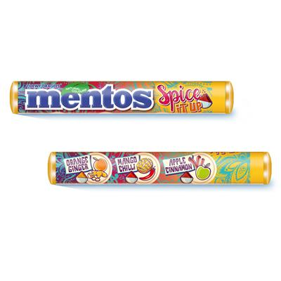 MENTOS SPICE IT UP 40 ST