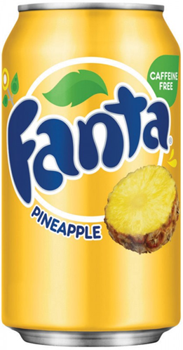 FANTA PINEAPPLE BLIK 12x355ml